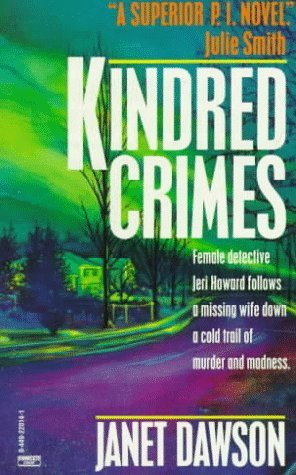Kindred Crimes (Jeri Howard Mystery, #1)