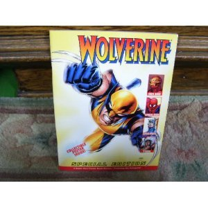 Wolverine Special Edition by Cory Levine