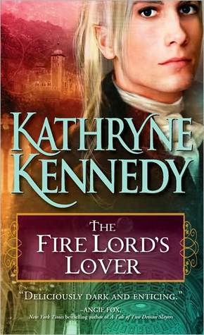 The Fire Lord's Lover (The Elven Lords #1)