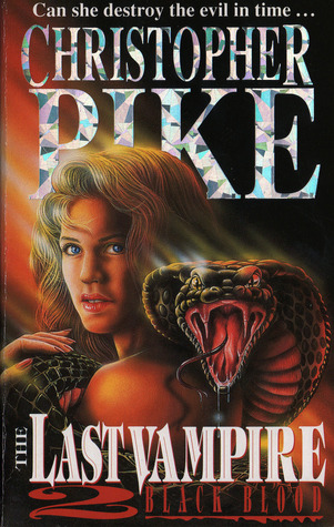 Black Blood by Christopher Pike