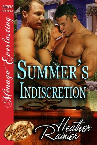 Summer's Indiscretion by Heather Rainier