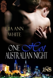One Hot Australian Night by Liia Ann White