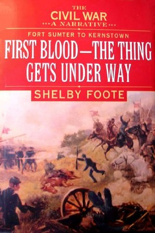 The Civil War by Shelby Foote