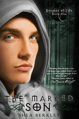 The Marked Son by Shea Berkley