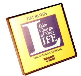 Take Charge of Your Life by Jim Rohn