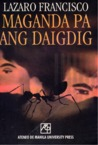 Maganda Pa Ang Daigdig: Nobela