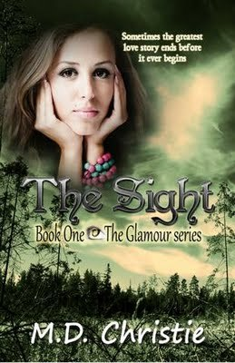 The Sight by M.D. Christie