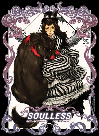 Josh Reviews: Soulless: The Manga, Vol. 1 by Gail Carriger, Illustrated by REM