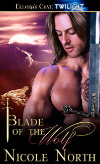 Blade of the Wolf by Nicole North