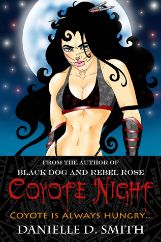 Coyote Night by Danielle D. Smith (Dani Smith)