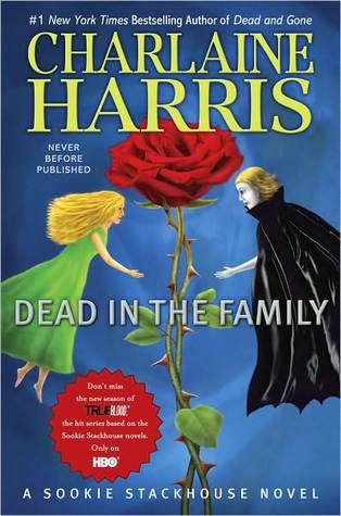 Dead in the Family (Sookie Stackhouse #10)
