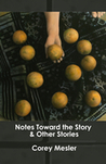 Notes Toward The Story and Other Stories by Corey Mesler