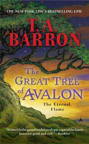The Eternal Flame by T.A. Barron