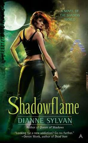 Shadowflame (Shadow World, #2)
