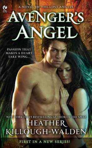 Avenger's Angel (The Lost Angel, #1)