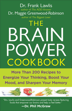 The Brain Power Cookbook by Frank Lawlis