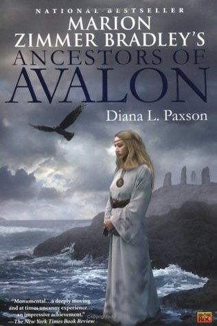 Ancestors of Avalon by Diana L. Paxson