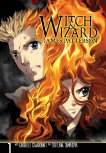 Book Cover Witch and Wizard Volume 1 Manga by James Patterson Art by Svetlana Chmakova
