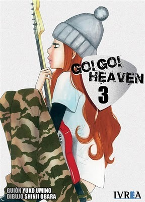 Go! Go! Heaven #3 by Shinji Obara
