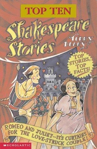Shakespeare Stories by Terry Deary
