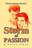 Storm of Passion by Dustin Adrian Rhodes