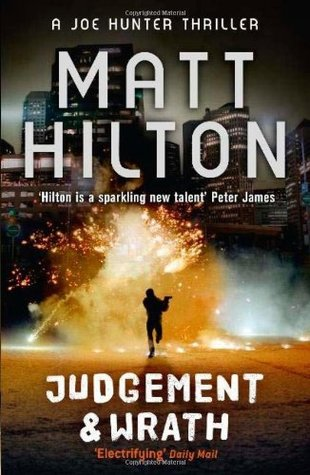 Judgement and Wrath by Matt Hilton