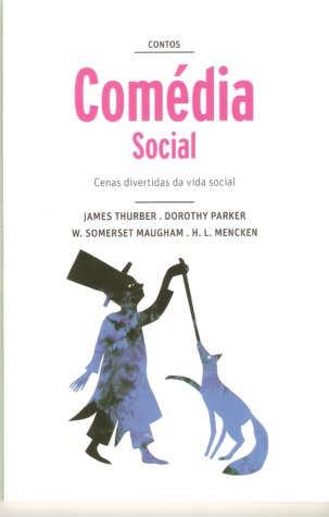 Contos Comédia Social by James Thurber