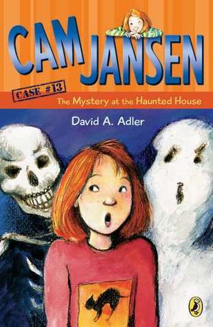 The Mystery at the Haunted House by David A. Adler