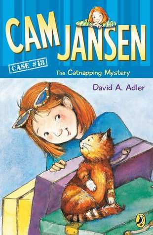 The Catnapping Mystery by David A. Adler