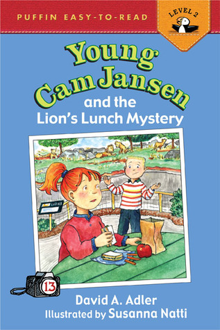 Young Cam Jansen and the Lions' Lunch Mystery (#13)
