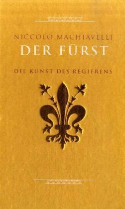 Der Fürst by Niccolò Machiavelli