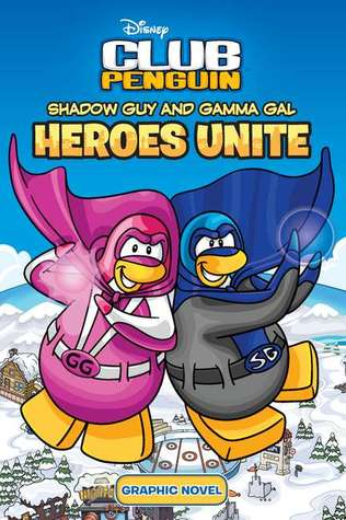 Shadow Guy and Gamma Gal: Heroes Unite
