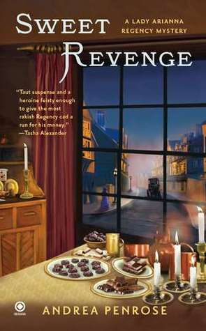 Sweet Revenge (A Lady Arianna Regency Mystery, #1)