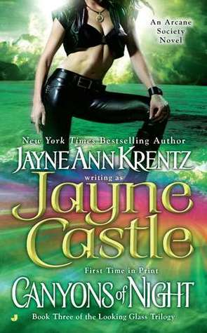 Canyons of Night (Arcane Society #12)(Harmony  #8) by Jayne Castle