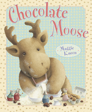 Chocolate Moose by Maggie Kneen