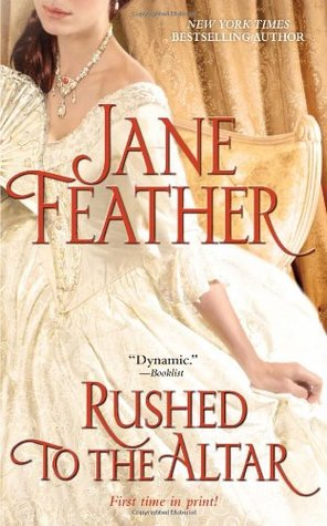 Rushed to the Altar by Jane Feather