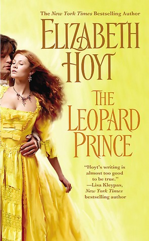 The Leopard Prince by Elizabeth Hoyt