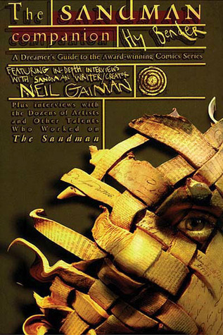 The Sandman Companion by Hy Bender