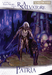 Pátria The Legend of Drizzt 1
