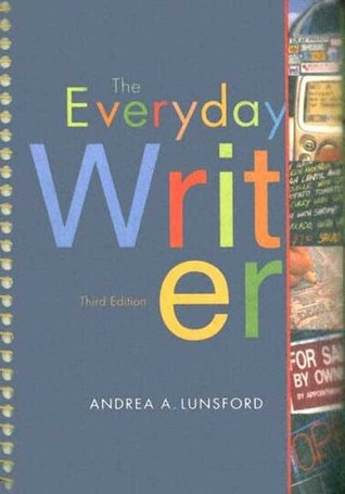 Everyday Writer [With CDROM] by Andrea A. Lunsford