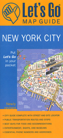Let's Go New York City by Let's Go Inc.