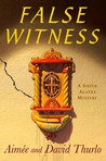 False Witness (Sister Agatha, #4)