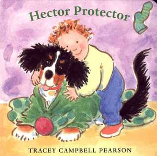 Hector Protector by Tracey Campbell Pearson