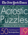 The New York Times Acrostic Puzzles Volume 9 by Emily Cox