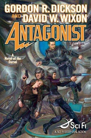 Antagonist (Childe Cycle #12)