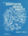Solutions Manual: for Quantitative Chemical Analysis 6e
