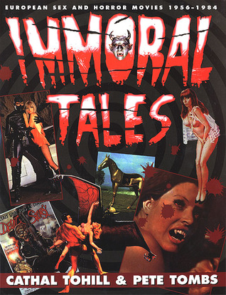 Immoral Tales by Cathal Tohill