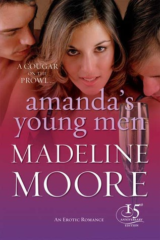 Amanda's Young Men by Madeline Moore