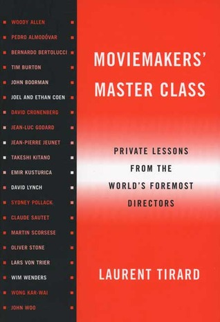 Moviemakers' Master Class by Laurent Tirard