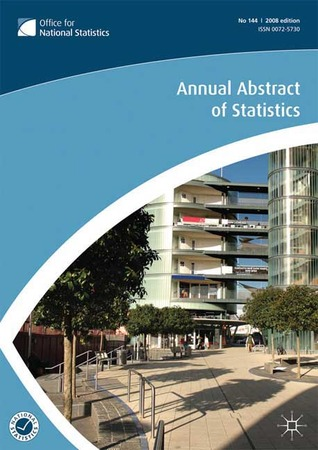 Annual Abstract of Statistics 2008